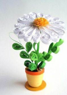 Flores de papel Mothers day gifts from daughter. | Handmade website