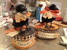 Super sweet little crow friends