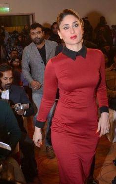 Fantastic HD Photos of Kareena Kapoor Khan in Red Dress at Idea Filmfare Awards - HD Photos Kareena Kapoor Saree, Kareena Kapoor Images, Shilpa Shetty, Indian Bollywood Actress, Bollywood Fashion, Indian Actresses, Glam Photoshoot, Saree Photoshoot, Karena Kapoor