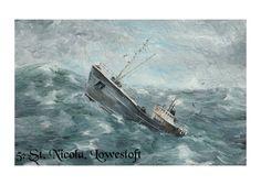 Fine Art Print Cards: Seascapes by Nibz (Set 1)