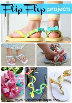 flip flops projects