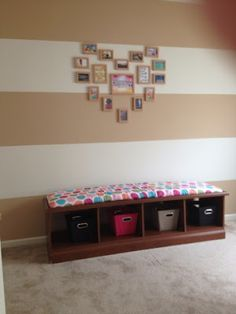 How to hang a heart wall photo gallery (and other tips on easily hanging picture galleries)