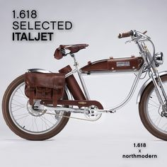 1.618 Curation for Northmodern. Italjet is part of the selection !