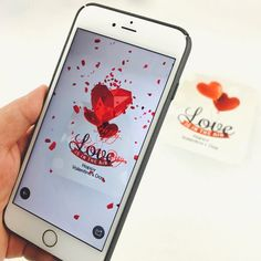 Magic Valentine Card
