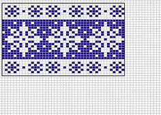 Ravelry: Christmas stars free chart pattern by Sandra Jäger
