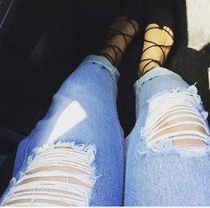 Zara lace up strap flat sandals