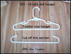 GiGi's Doll and Craft Creations: American Girl Doll Closet and ...