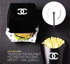 chanel ruling the world