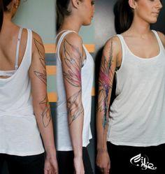 #tattoofriday – Street Tattoo (Niko Inko e Klaim) | Follow the Colours