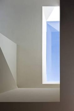 Photo: Window Detail in Mountain House by Fran Silvestre Set in Rocks of Aroya Valencia Spain by Fernando Alda : Minimal House Design, Minimal Home, Casa Do Rock, Window Detail, House On The Rock, Interior Architecture, Ancient Architecture, Sustainable Architecture, Interior Design