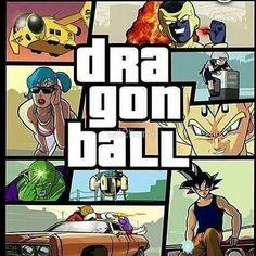 Dragonball GTA