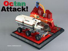 Viva La Revolución! Long live the LEGO Lunar Separatists!
