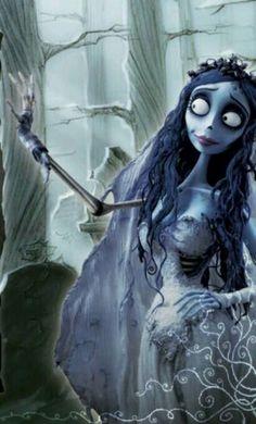 ~Helena Bonham Carter ~As Emily ~The Corpse Bride ~