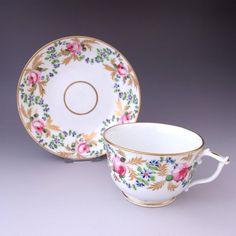 ロイヤルクラウンダービーのブルア期(1820-30年頃)のカップ&ソーサーのご紹介です。現代では滅多にであうことのできないレアなお品物をお手元にどうぞ。       ⇩ http://eikokuantiques.com/?pid=89529854   #英国アンティークス #アンティーク #カップ #ロイヤルクラウンダービー #ブルア期