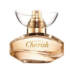 Avon Cherish EDP - Its tender floral scent has a heart of jasmine sambac, precious musks and creamy woods.