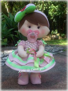 Felt Dolls, Paper Dolls, Felt Quiet Books, Fabric Toys, Cute Dolls, Felt Flowers, Doll Patterns, Felt Crafts, Puppets