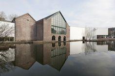 Gallery of Mons Memorial Museum / Atelier d'architecture Pierre Hebbelinck…