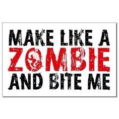 zombie valentine quotes