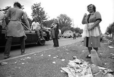 Neither was cleaning up… | 31 Pictures That Show Just How Crazy Woodstock Really Was