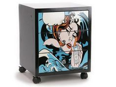 Pop Art Furniture Design
