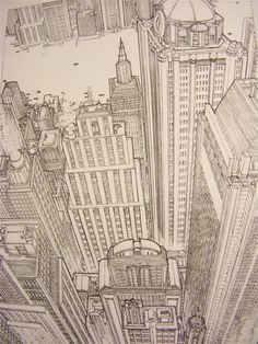 3 point perspective