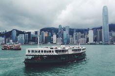 Star Ferry - Hong Kong Scene