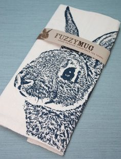 Hey, I found this really awesome Etsy listing at https://www.etsy.com/listing/61519721/fuzzy-bunny-in-navy-hand-printed-flour