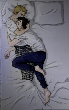 "milfiepumpkin: ""…my side of the bed is boring…"""