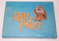 Scholastic Harry Potter Stationary Set Warner Bros. 2000