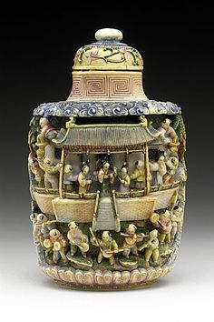 1800...1911...CHINESE BOTTLE SNUFF IVORY ....PARTAGE OF FRANCINE SCHWARTZ....