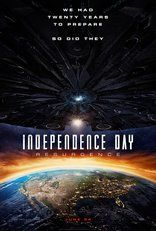 Two decades after the first Independence Day invasion, Earth is faced with a new…