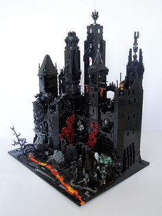 A Castle Black link incl link to builder's site with many awesome MOCs