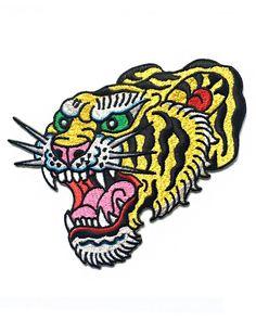 Franz Stefanik Tiger Patch (Limited Edition)-Inner Decay-Strange Ways
