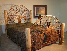 I think this is my most favorite bedframe i've found so far