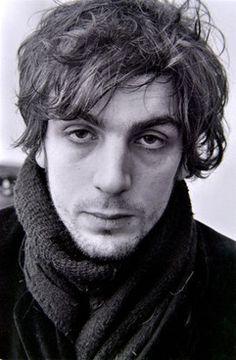 Pink Floyd's Syd Barrett.