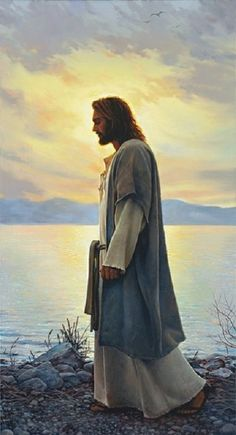 """Matthew 15:29-31 - Jesus Heals Many - """"Jesus went on from there and walked beside the Sea of Galilee. And he went up on the mountain and sat down there. And great crowds came to him,"""" (vv. 29-30a)"""