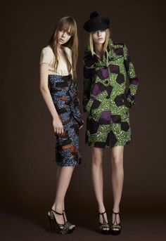 burberry resort 2012 #fashion