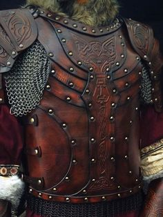 Vendel Armour at Black Raven Armoury