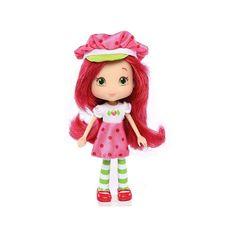Игрушка Шарлотта Земляничка Кукла Земляничка, 15 см, кор.   Hamleys