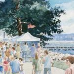 Waterfront Art Festival 2006