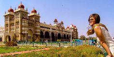 Maharajapalast in Mysore