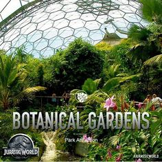 Jurassic World Botanical Gardens