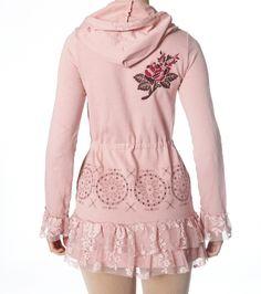 Odd Molly fleece tunic