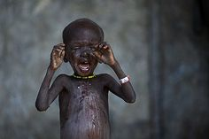 Famine in Sudan. March 1993, by Kevin  Carter