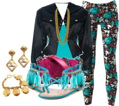 """I aint got no worries"" by mindless-sweetheart ❤ liked on Polyvore"