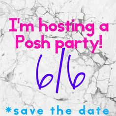 I'm hosting a posh party! Join me as I host my first Posh Party on June 6th! More details to come :) J. Crew Dresses