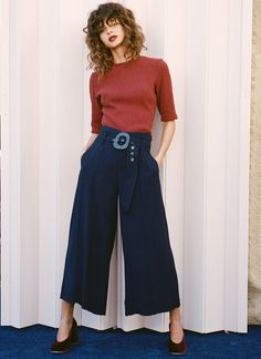 Why You Should Love The '90s Power Trouser As Much As I Do+#refinery29