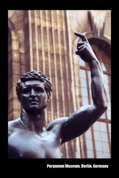 Pergamon Museum, Berlin, Germany - by Maarten Meuleman Pergamon Museum, Berlin Germany, Statue, Photography, Art, Craft Art, Fotografie, Photography Business, Photo Shoot