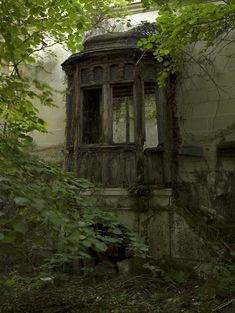 Preservationists Fight To Save Forgotten French Castle