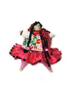 Handmade Persian doll Golabetoon